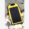 ES500 High power converting rate solar charging power bank with waterproof dustproof shockproof for outdoors