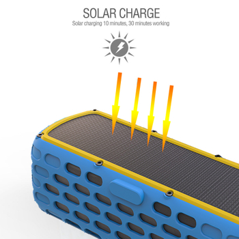 NEW! New version of solar bluetooth speaker will be available soon!