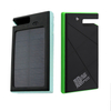 8000mAh waterproof solar power bank with phone holder