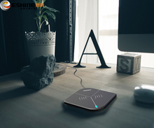 Mini Qi Mobile Wireless Charger for Iphone X 8 8 Plus